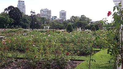 Buenos Aires - Ville fleurie